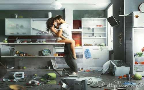 как помириться с мужем после сильной ссоры и не усугубить все