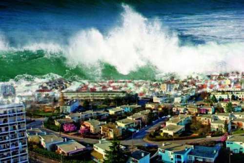 цунами не затронуло популярные курорты бали и ломбок